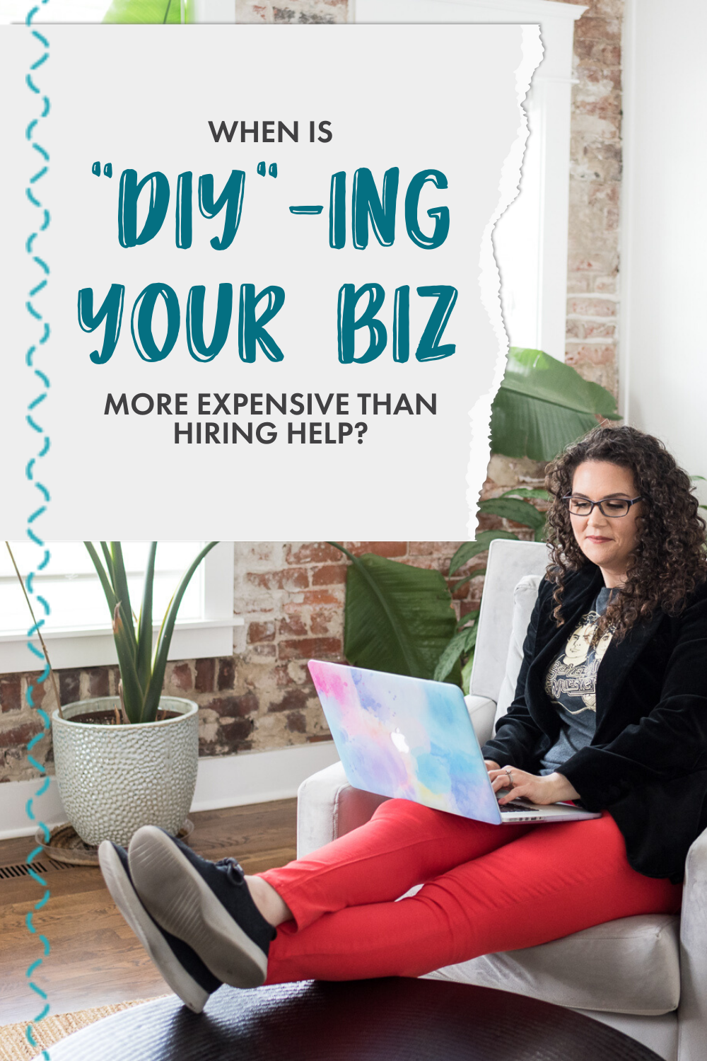 "When Is ""DIY""-ing Your Business More Expensive Than Hiring Help?"